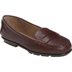 Women's A2 by Aerosoles Continuum Brown Faux Leather