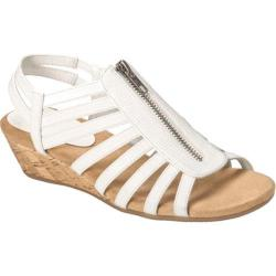 Women's A2 by Aerosoles Yetaway White Snake
