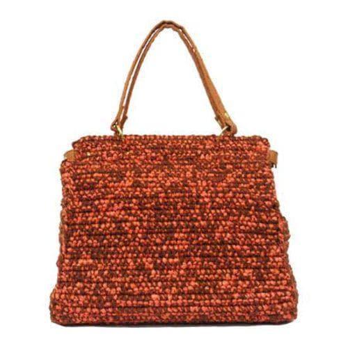 Women's Laugoa Celina Dark Orange/Beige