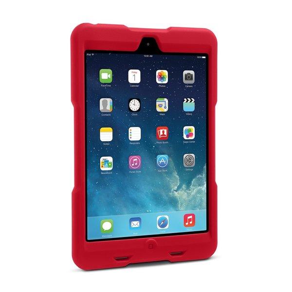 Kensington BlackBelt 1st Degree Rugged Case for iPad mini - Red