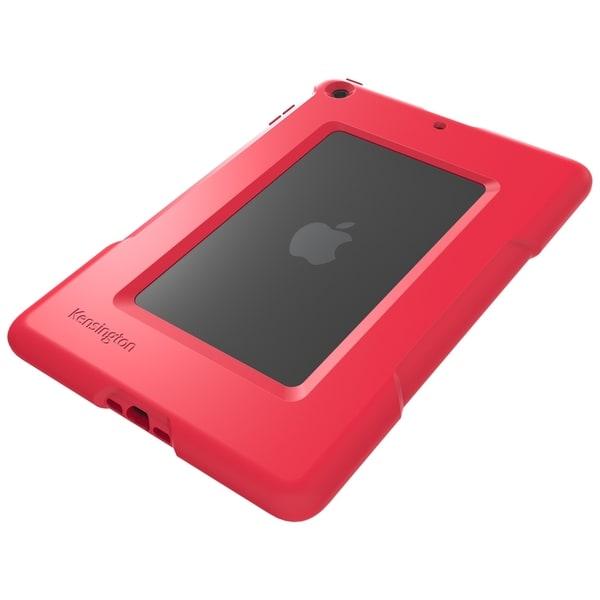 Kensington BlackBelt 1st Degree Rugged Case for iPad Air - Red