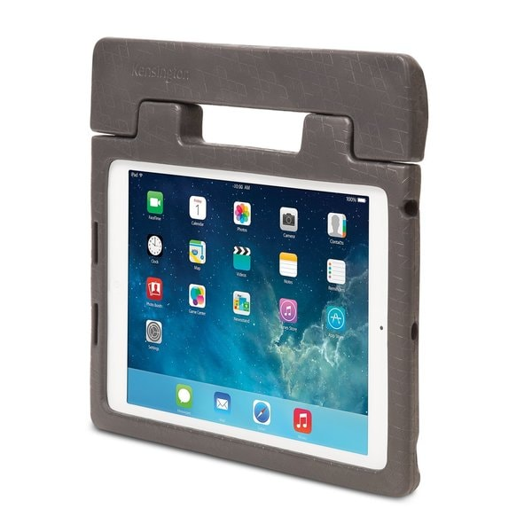 Kensington SafeGrip K67808WW Carrying Case for iPad Air - Charcoal