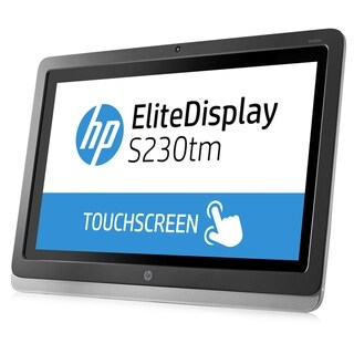 "HP Elite S230tm 23"" LED LCD Touchscreen Monitor - 16:9 - 7 ms"