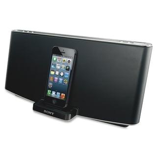 Sony RDPX200IPN Speaker System - 40 W RMS - Wireless Speaker(s) - Bla