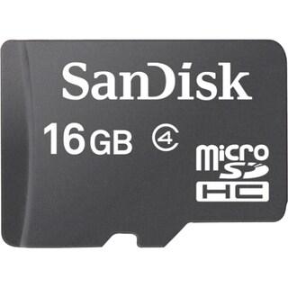 SanDisk 16 GB microSDHC