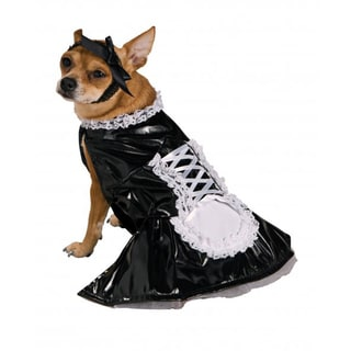 Rubies French Maid Pet Costume