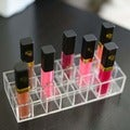 Shany 24-compartment Acrylic Cosmetic Display