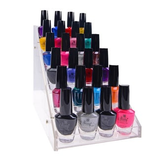 Shany Vertical Compact Nail Polish Table Rack Display