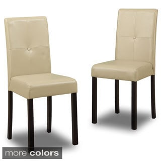 Baxton Studio Asher Modern Dining Chairs (Set of 4)