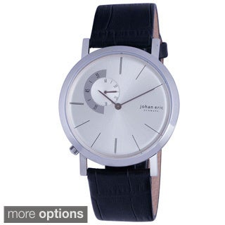 Johan Eric Men's 'Randers' Stainless Steel Watch