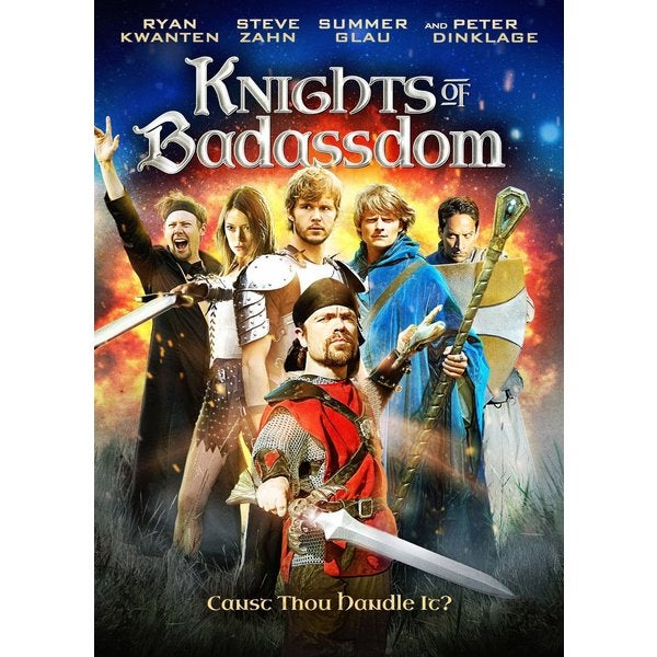 Knights of Badassdom (DVD) 12290464