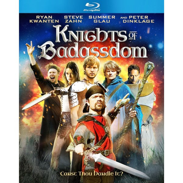 Knights of Badassdom (Blu-ray Disc) 12290773