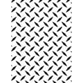 Embossing Folder 4.25 X5.75 - Diamond Plate