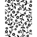 Embossing Folder 4.25 X5.75 - Flowers & Vine