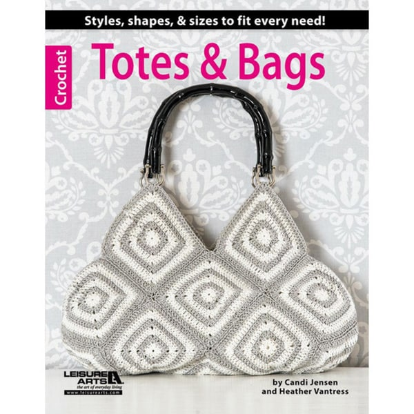 Leisure Arts - Totes and Bags