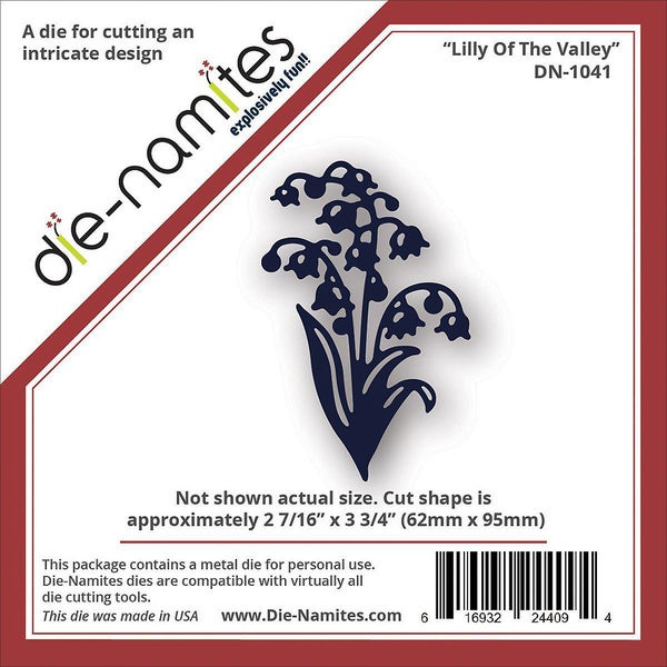 Die-Namites Die - Lily Of The Valley