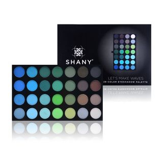 Shany The Masterpiece Refill Layer Let's Make Waves 28-color Eyeshadow Palette