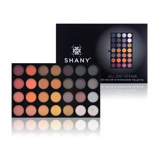 Shany The Masterpiece Refill Layer 'All Day Affair' 28-color Eyeshadow and Bronzer Palette