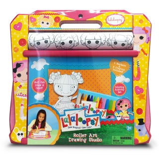 LaLa Loopsy Roller Art Drawing Studio