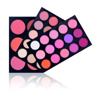 Shany 3-layer Blush Mania Palette Full Spectrum of Blushes and Corrector Colors