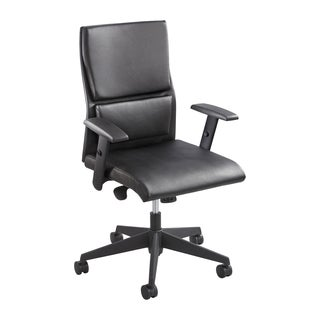 Tuvi Black Mid Back Executive Chair