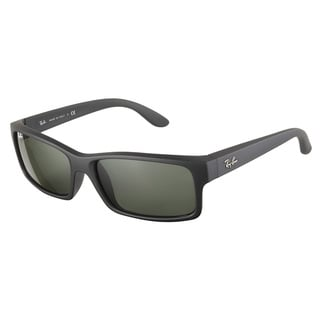 Ray-Ban RB4151 622 Black Rubber 59 Sunglasses