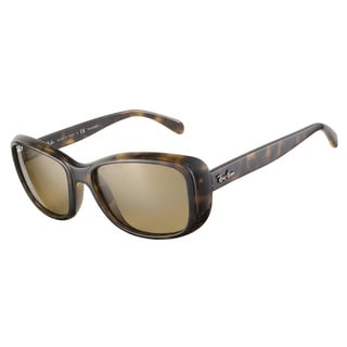 Ray-Ban RB4174 710 M2 Havana Polarized 56 Sunglasses