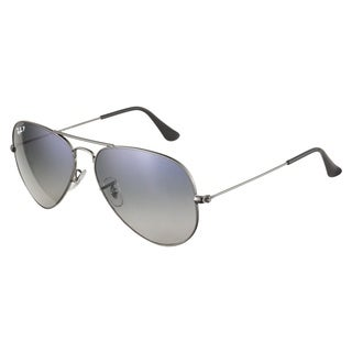 Ray-Ban RB3025 004 78 Gunmetal Polarized 58 Sunglasses