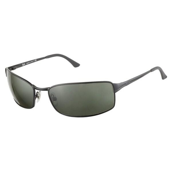 Ray-Ban RB3269 006 Matte Black 63 Sunglasses