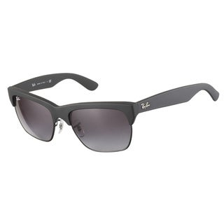 Ray-Ban RB4186 622 8G Black Rubber 57 Sunglasses