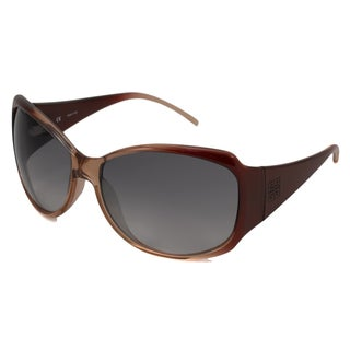 Givenchy Women's SGV722M Rectangular Sunglasses