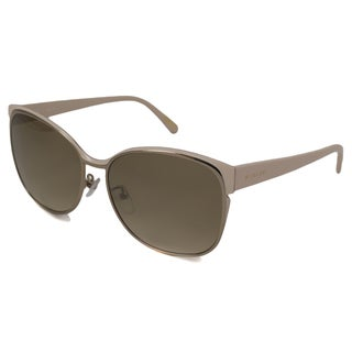 Givenchy Women's SGV457M Rectangular Sunglasses