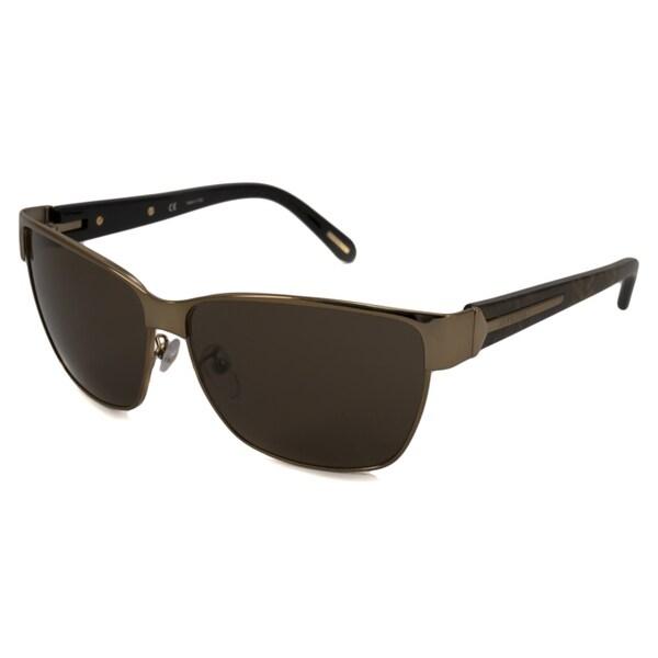 Givenchy Women's SGV460 Rectangular Sunglasses