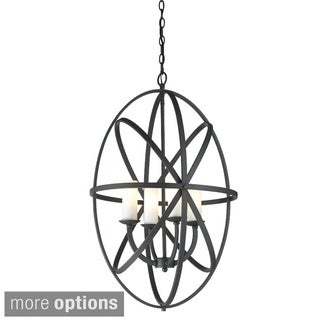 Aranya 4-light Orbit Pendant