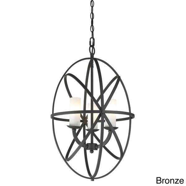 Aranya 3-light Orbit Pendant