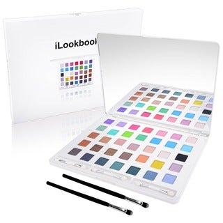 iLookBook Ultra Compact HD 35 Eyeshadow Makeup Set