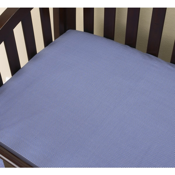 Cotton Tale Sidekick Fitted Crib Sheet