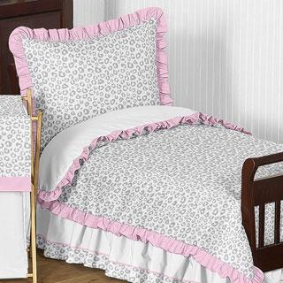 Sweet Jojo Designs Girl 5-piece Kenya Toddler Comforter Set