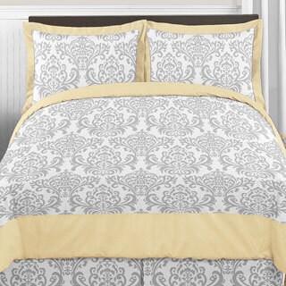 Sweet Jojo Designs 3-piece Full/Queen Comforter Set