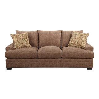 Emerald Latrice Brown Sofa