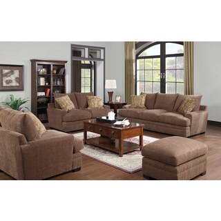 Emerald Latrice Brown 4-piece Livingroom Set