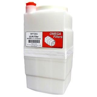 Omega White ULPA Filter