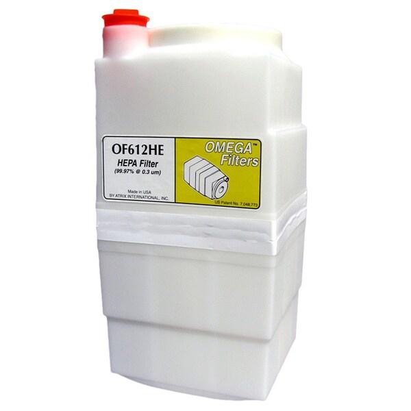 Omega Atrix OF612HE White HEPA Filter 12292619