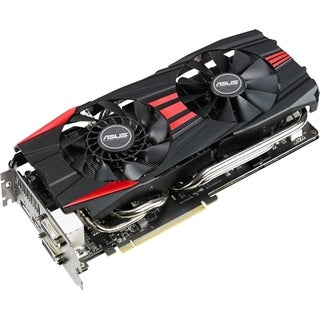 Asus R9290X-DC2OC-4GD5 Radeon R9 290X Graphic Card - 1050 MHz Core -