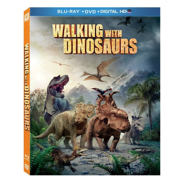 Walking With Dinosaurs (Blu-ray/DVD) 12295266
