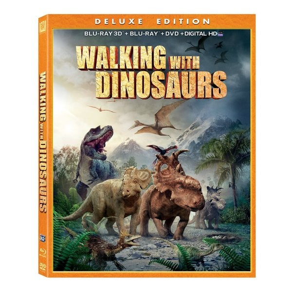 Walking With Dinosaurs 3D (Deluxe Edition) (Blu-ray/DVD) 12295268