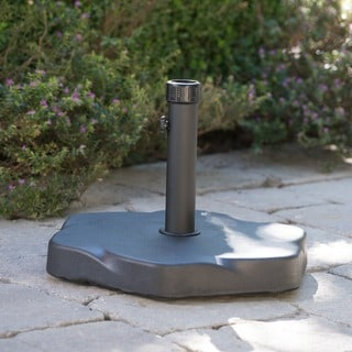 Christopher Knight Home Hexagon 66-pound Black Umbrella Base