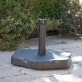 Christopher Knight Home Hexagon 66-pound Black Umbrella Base