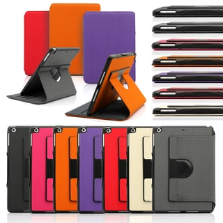 Gearonic Rotating Case Smart Cover Stand for Apple iPad Air 5 5th Gen
