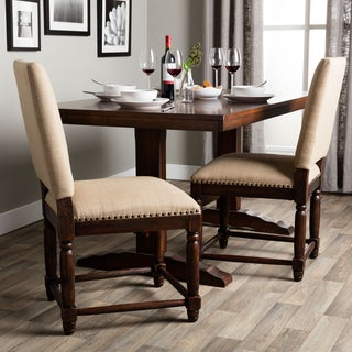 Renate Coffee Dining Chairs (Set of 2)